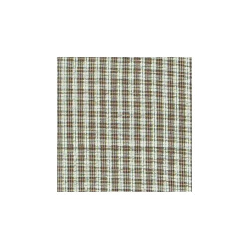 Patch Magic Brown and White Plaid Napkin (Set of 4)