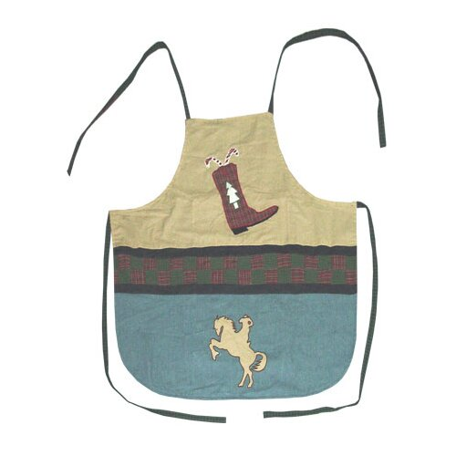 Patch Magic Western Santa Apron