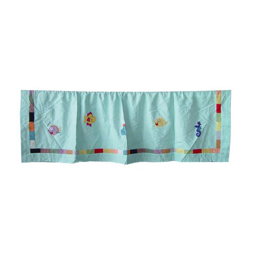"Patch Magic Kids Aquarium 54"" Curtain Valance"