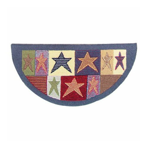 Patch Magic Allstar Fire Place Kids Rug