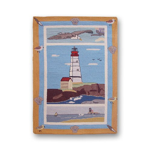 Patch Magic Lighthouse By Bay Kids Rug