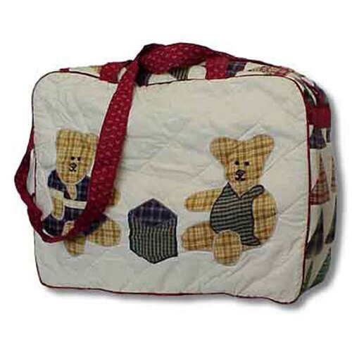 Brown Bear Shoulder Bag