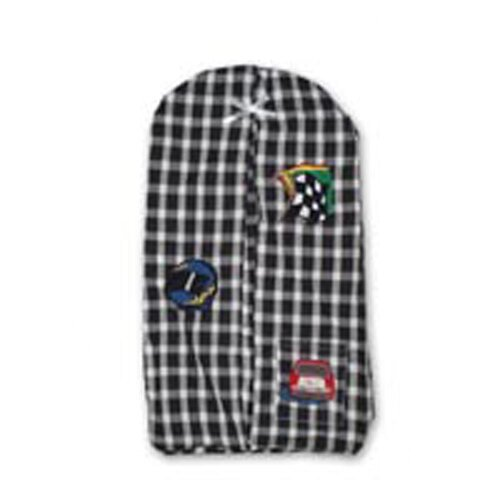 Racecar Cotton Diaper Stacker