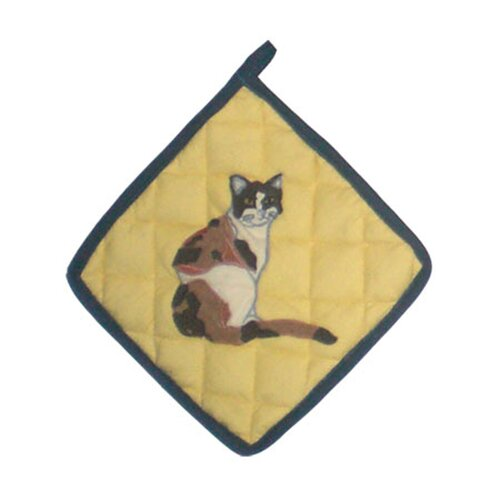 Patch Magic Cats Tale Pot Holder