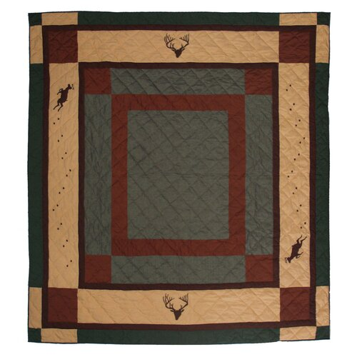 Patch Magic Deer Trail Quilt