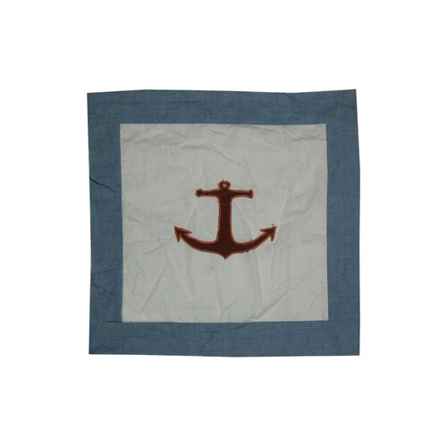 Patch Magic Star of The Sea Cotton Toss Pillow