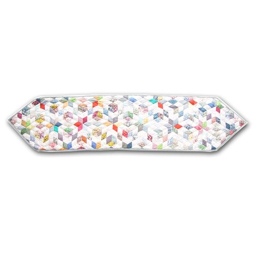 Patch Magic Granma's Memories Table Runner