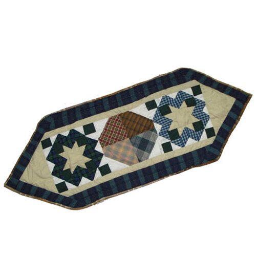 Patch Magic Pioneer Diamond Table Runner