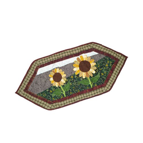 Sun Burst Table Runner