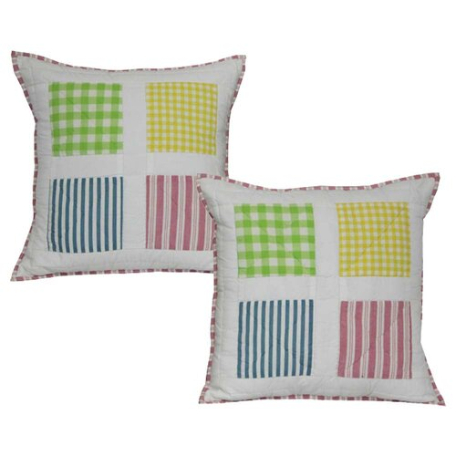 Springworks Cotton Pillow (Set of 2)