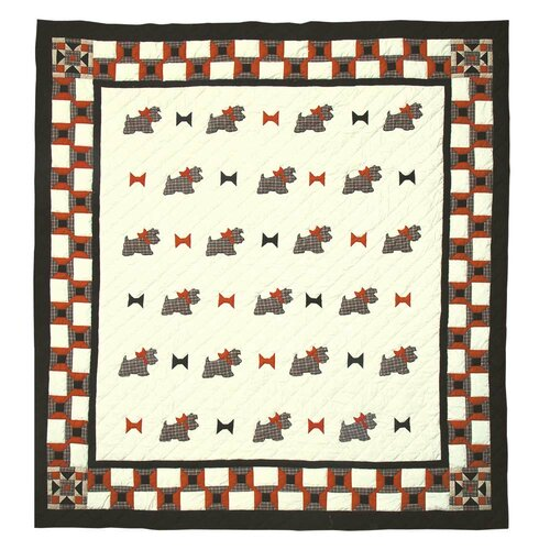 Scottie King Quilt