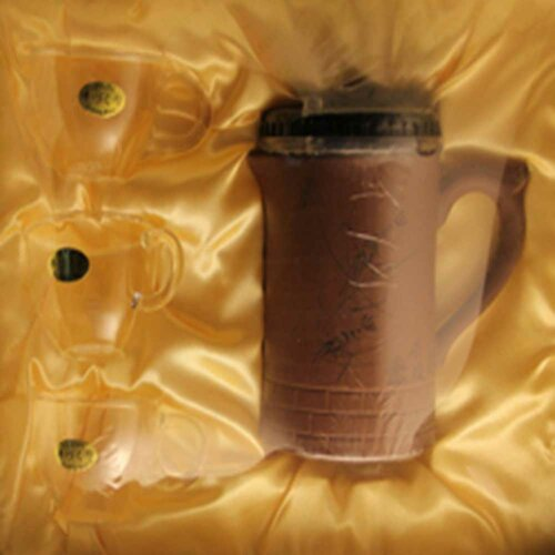 Patch Magic 0.75-qt. Clay Teapot Block