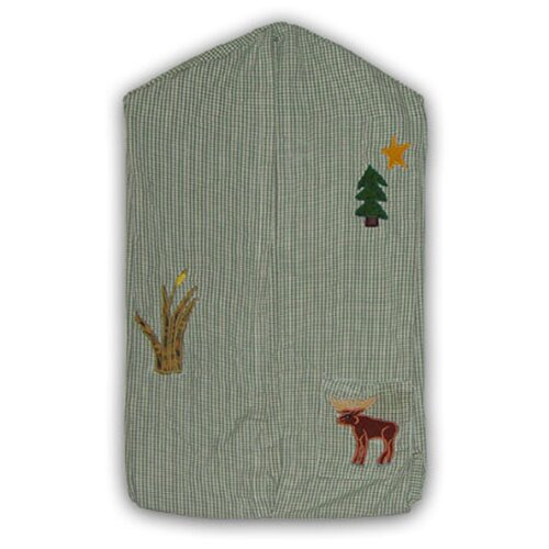 Patch Magic Moose Cotton Diaper Stacker