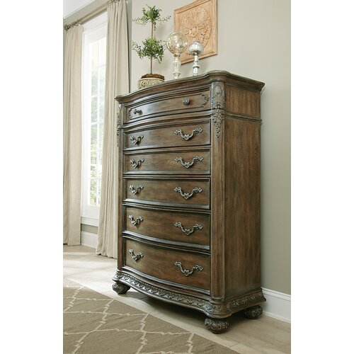 American Drew Antique Bedroom Furniture Wayfair