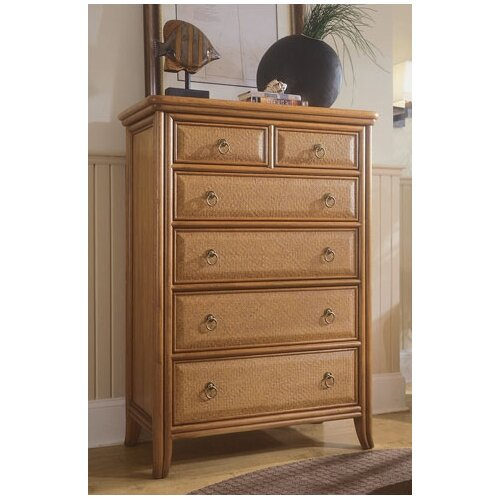 American Drew Antigua 6 Drawer Chest