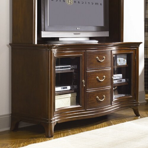 "American Drew Cherry Grove New Generation 62"" TV Stand"