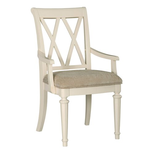 American Drew Camden Splat Arm Chair