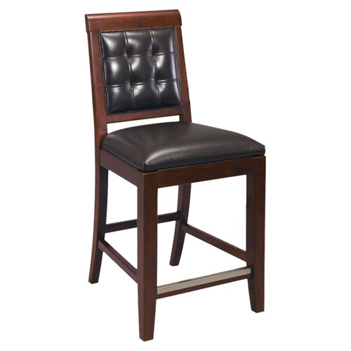 "American Drew Tribecca 25"" Bar Stool with Cushion"