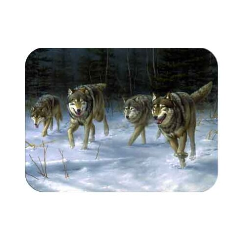 Tuftop Wolves Cutting Board