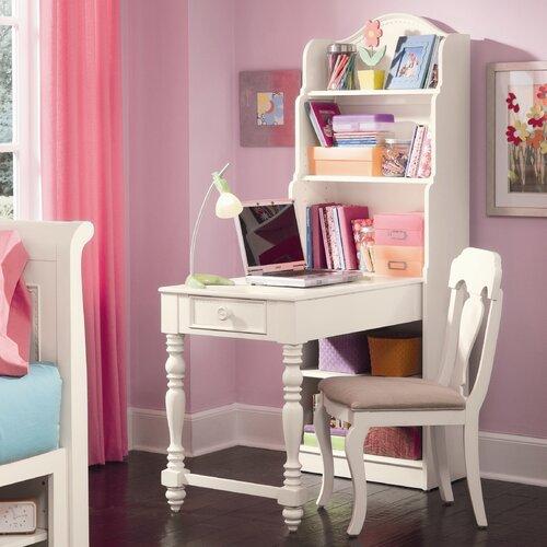 Hannah Bookcase Writing Desk