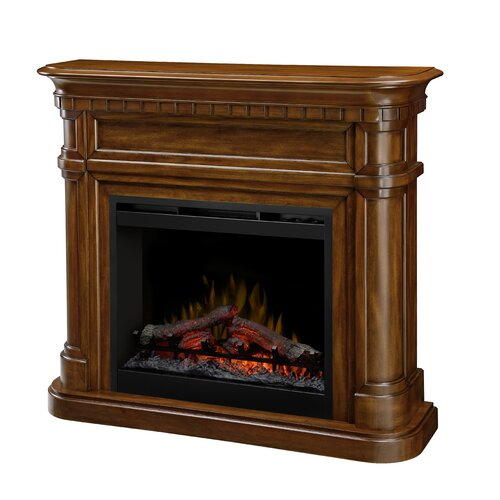 Charleston Electric Fireplace