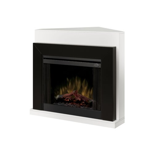 dimplex 33 quot convertible contemporary electric fireplace