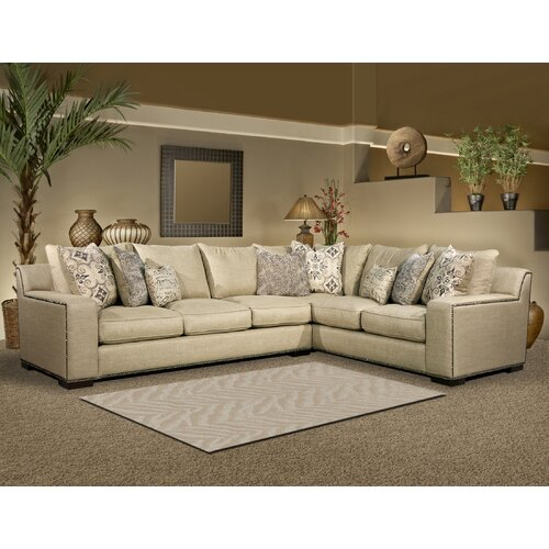 Wildon Home ® Abby Sectional