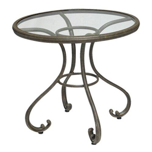 Woodard Landgrave Old Gate Round Bistro Table