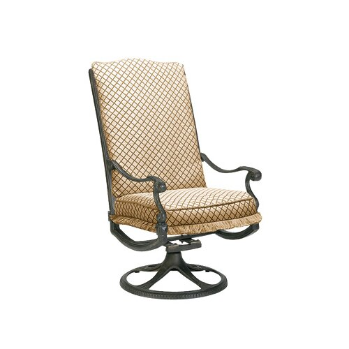 Woodard Landgrave Villa Deep Seating Chair with Cushions