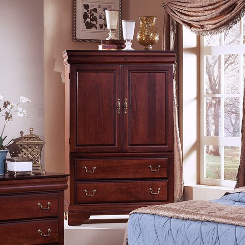 Vaughan-Bassett Barnburner Thirteen Armoire