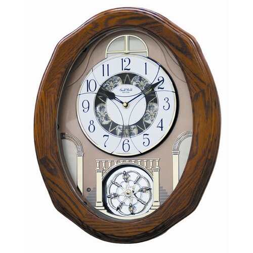 Classic Glory Melody Wall Clock