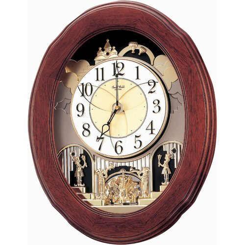 Nostalgia Legend Melody Wall Clock