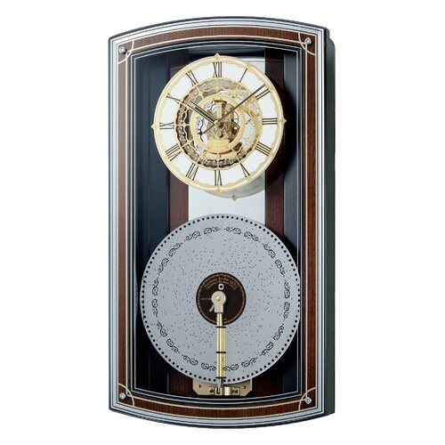 Baron Music Box Wall Clock