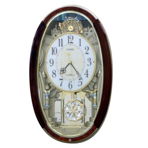 Trumpet Boys Melody Wall Clock