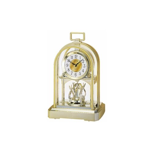 Rhythm U.S.A Inc Contemporary Carriage Table Clock