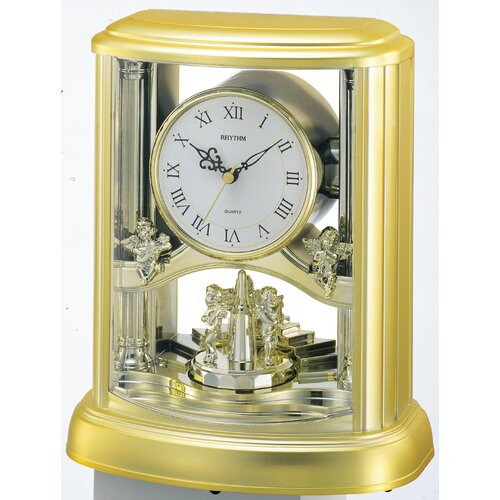 Angel Table Clock