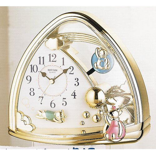 Sweet Bears Table Clock
