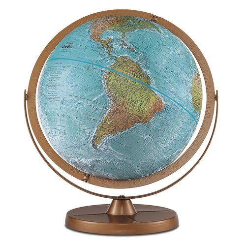Replogle Globes Atlantis Educational Globe