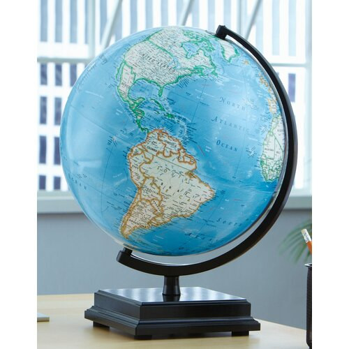 Discovery Expedition Cambria World Globe