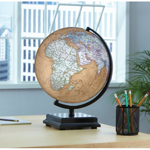 Replogle Globes Discovery Expedition Cameron World Globe