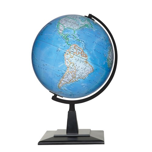 Replogle Globes Discovery Expedition Crawford Globe