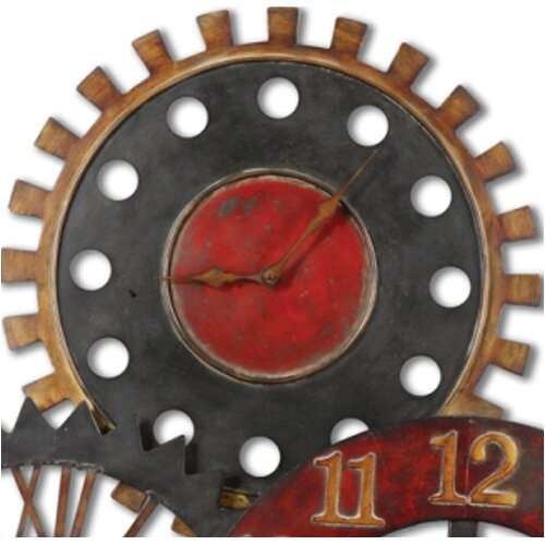 "Uttermost Oversized 35.25"" Movements Clock"