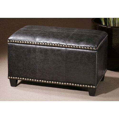 Beckham Upholstered Storage Bench