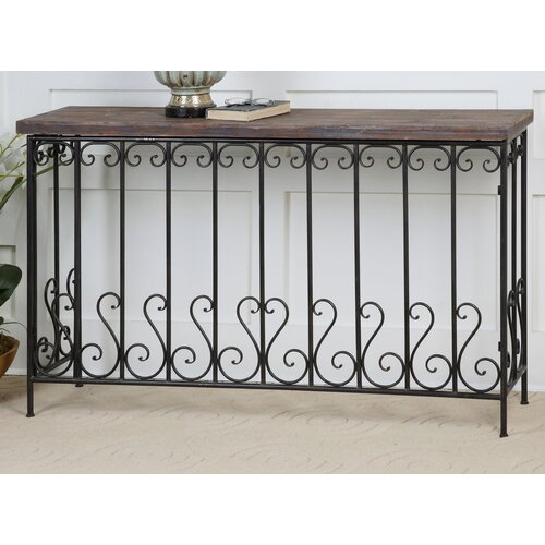 Geena Console Table