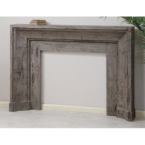 Uttermost Khuri Fireplace Mantel Surround