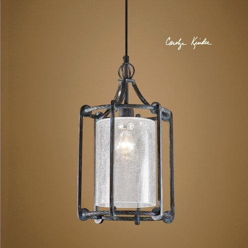 Generosa 1 Light Foyer Pendant