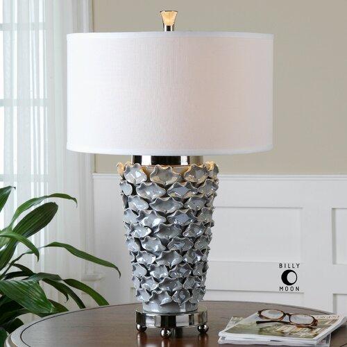 Industrial table lamps wayfair for Wayfair industrial lamp