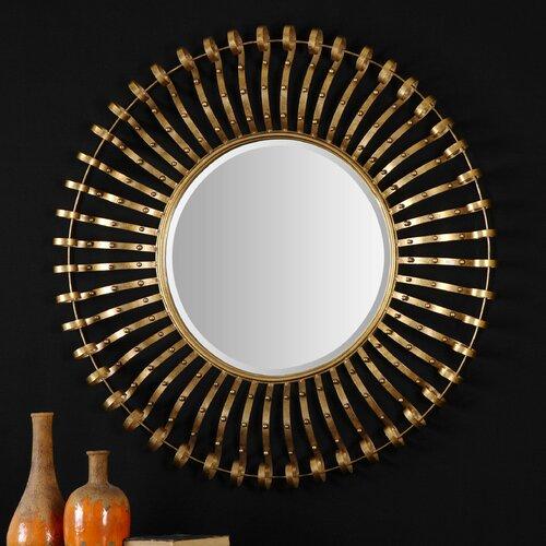 Leopolda Round Mirror