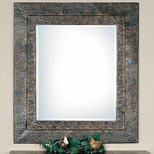 Rustic Jackson Framed Mirror
