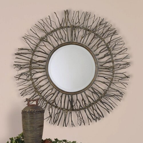 Josiah Sunburst Decorative Mirror